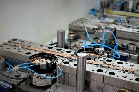 Izdelava orodij za serijsko proizvodnjo